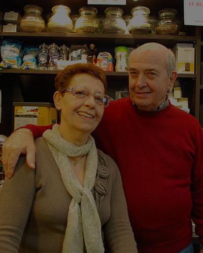 Lorenza e Ennio