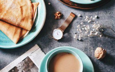 Quando la colazione diventa social